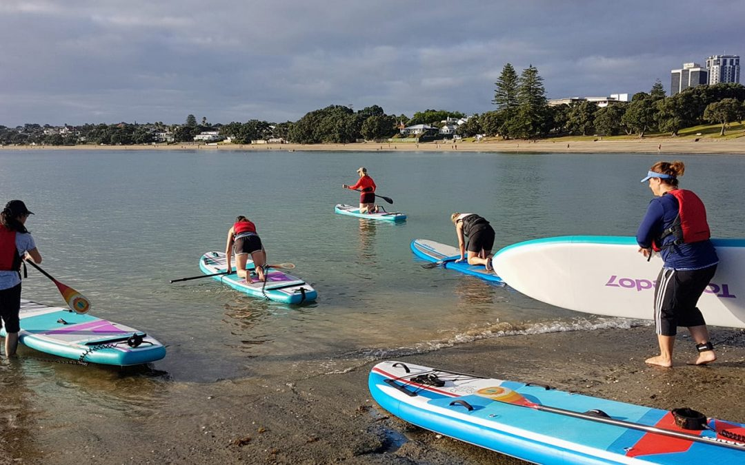 SUMMER SUP SESSIONS (DEC – FEB)